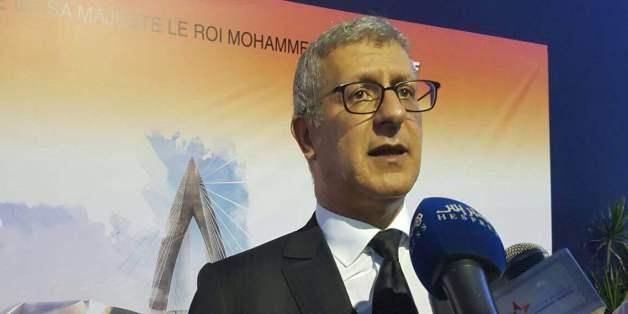 Mohamed Rabie Khlie, le directeur général de l'ONCF