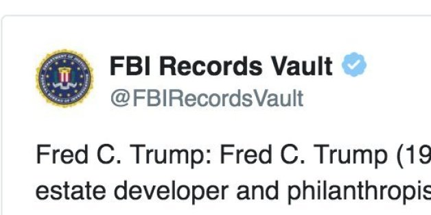 Das FBI ermittelt gegen sich selbst - wegen dieser Tweets