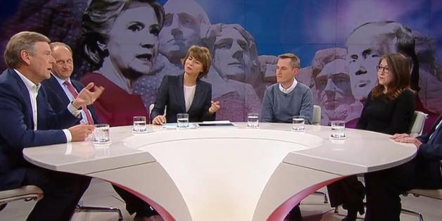 """Bei """"Maybrit Illner"""" ging es um den US-Wahlkampf"""