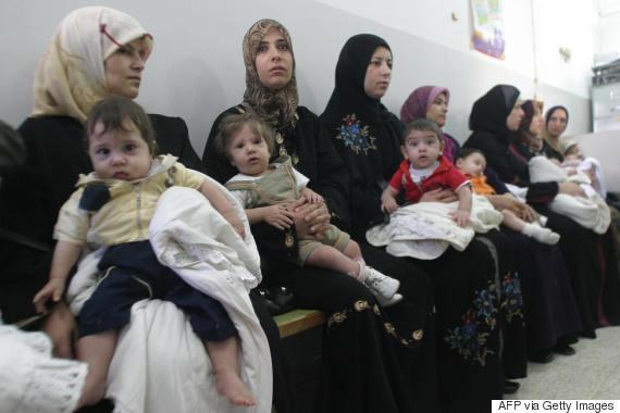 palestine pregnant