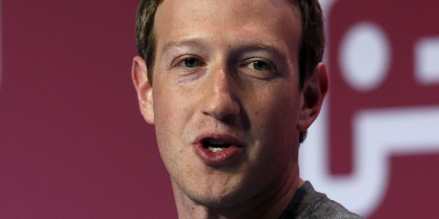 Deutsche Staatsanwälte ermitteln gegen Facebook-Chef Mark Zuckerberg