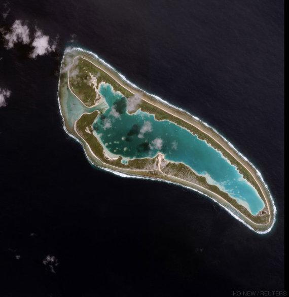 ilha de nikumaroro