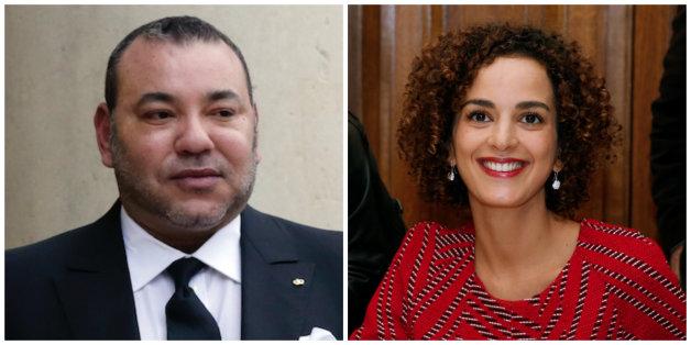 Mohammed VI félicite Leïla Slimani pour son Goncourt