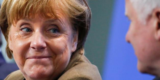 """CDU kritisiert Merkels Fehlen beim CSU-Parteitag: """"Falsches Zeichen"""" (EXKLUSIV)"""