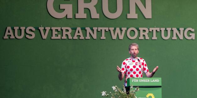 Grünen-Politiker Palmer schließt Rot-Rot-Grün aus und fordert mehr Toleranz gegenüber AfD