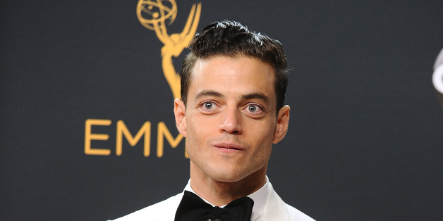 LOS ANGELES, CA - SEPTEMBER 18:  Actor Rami Malek poses in the press room at the 68th annual Primetime Emmy Awards at Microsoft Theater on September 18, 2016 in Los Angeles, California.  (Photo by Jason LaVeris/FilmMagic)