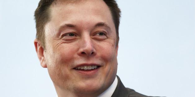 Tesla-Chef Elon Musk bei einer Startup-Konferenz in Hongkong