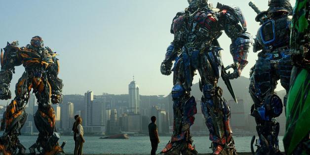 """Der Krieg zwischen Optimus Prime und Megatron erfordert die Hilfe eines jungen Helden: Die """"Transformer""""-Reihe ist neu auf Maxdome"""