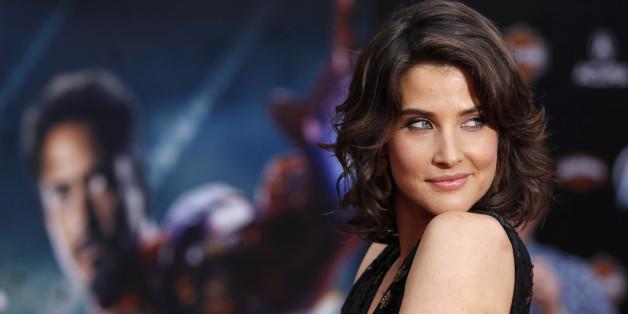 Schauspielerin Cobie Smulders erhielt mit 25 Jahren die Diagnose Eierstock-Krebs.