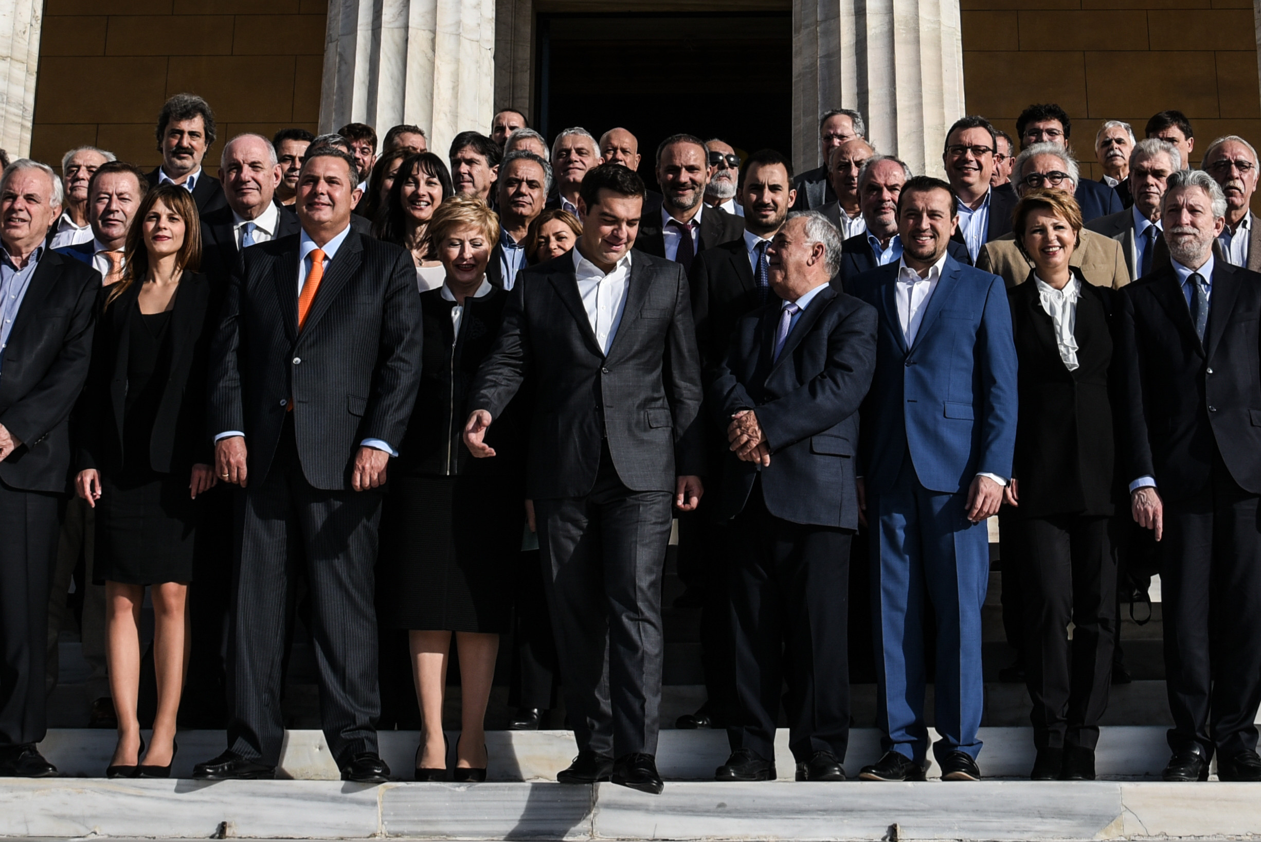 new government greece