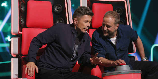 "Michi Beck und Smudo treten bei ""The Voice of Germany"" als Team Fanta an."