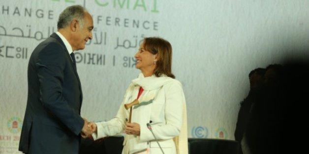 La COP22 est officiellement lancée