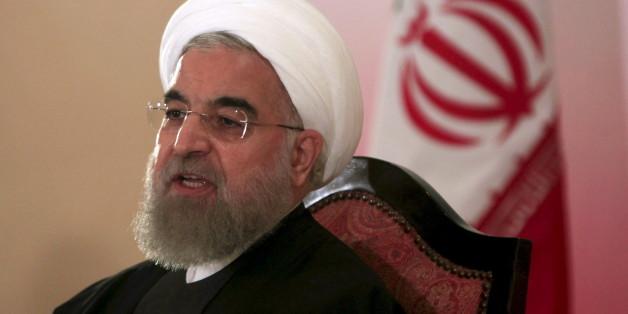 """Irans Präsident Hassan Rouhani: US-Wahl zwischen """"schlecht und schlechter"""""""