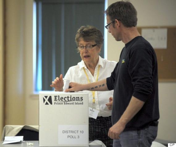 pei election