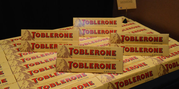 NEW YORK, NY - OCTOBER 16:  Toblerone  at Beyond the Butcher Block hosted by Pat LaFrieda with Rich Torrisi and Mario Carbone as a part of the Bank of America Dinner Series during the Food Network New York City Wine & Food Festival Presented By FOOD & WINE at Noir NYC on October 16, 2014 in New York City.  (Photo by Michael N. Todaro/Getty Images for NYCWFF)
