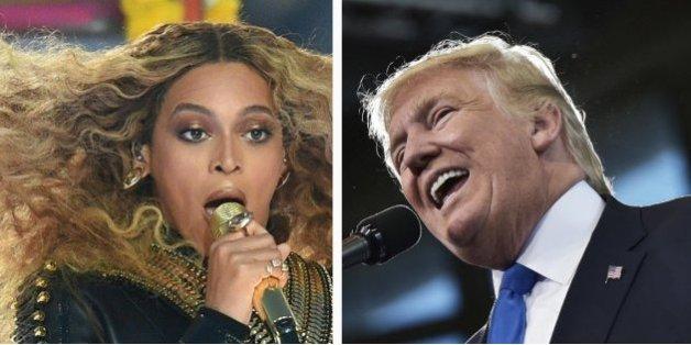 Donald Trump se vante d'attirer plus de monde qu'aux concerts de Beyoncé et Jay Z. Les fact-checkers explosent de rire.