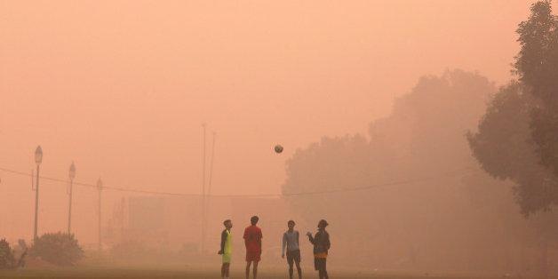 À New Delhi, la pollution oblige les écoles à fermer
