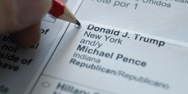 Mehr als die Hälfte der Deutsch-Amerikaner will Donald Trump wählen.