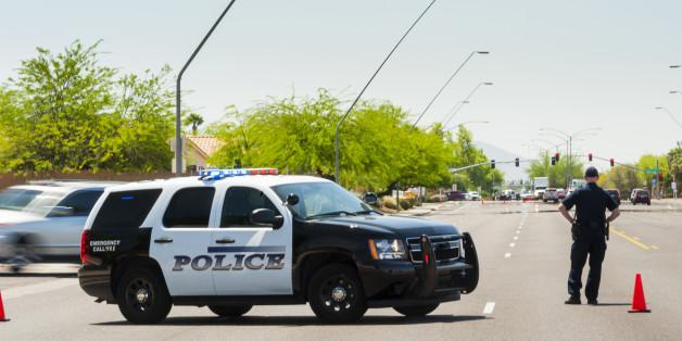 US-Polizei (Symbolbild)