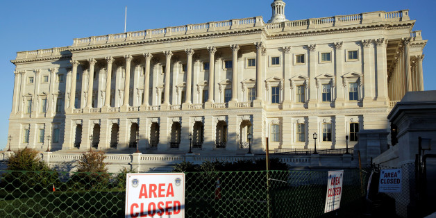 Das US-Abgeordnetenhaus in Washington