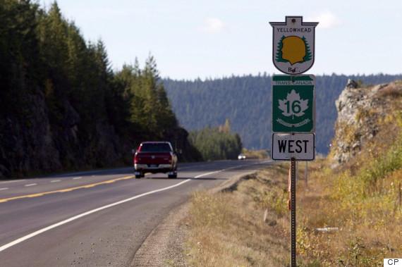 highway 16 bc