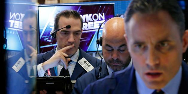 Donald Trumps Abschneiden bei der US-Wahl lässt die Aktienmärkte abstürzen