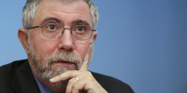 Der Nobelpreisträger Paul Krugman ist entsetzt über Trumps Abschneiden bei der Präsidentschaftswahl