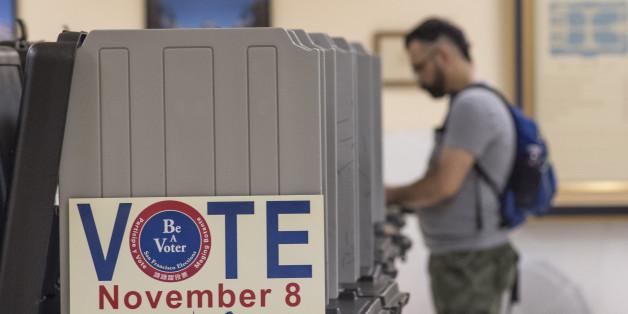 Amerikaner in neun Staaten durften über die Legalisierung von Marihuana abstimmen