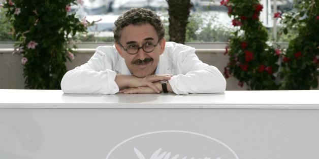 Tunisian director Ferid Boughedir poses during a photo call for the Cinefondation jury at the 62nd International film festival in Cannes, southern France, Friday, May 22, 2009. (AP Photo/Francois Mori)