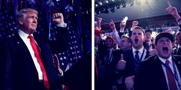 Meinungsforscher sahen Trumps Sieg nicht voraus.