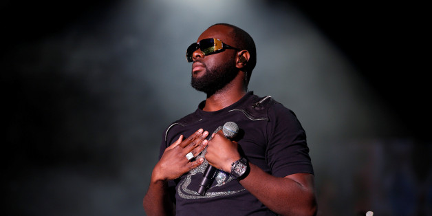 Singer Maitre Gims performs during the 15th Mawazine World Rhythms International Music Festival in Rabat, Morocco May 23, 2016. REUTERS/Youssef Boudlal