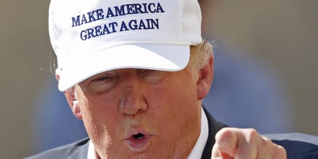 Es dürfte ein langer Tag werden: Hier sind alle Dinge, die Donald Trump an seinem ersten Tag als Präsident tun wollte