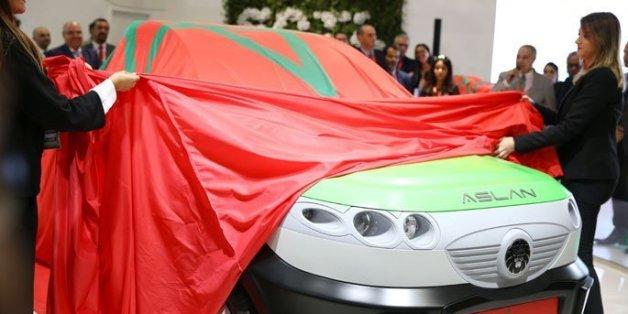 Un premier pick-up marocain 100% électrique présenté à la COP22