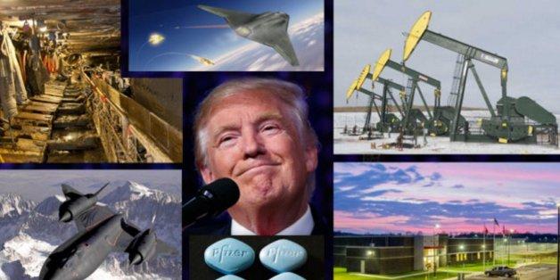 Donald Trump Entreprises Economies