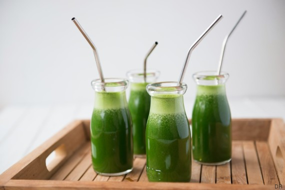 juice green