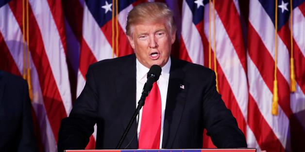 Donald Trump hat zahlreiche erschreckende Wahlversprechen gemacht