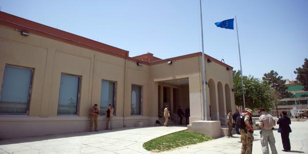 Taliban-Angriff auf deutsches Konsulat in Afghanistan