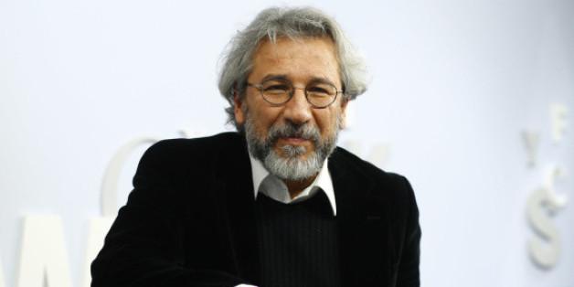 "Jpurnalist Can Dündar moderiert am Freitagabend die ZDF-Sendung ""aspekte"" auf Türkisch"