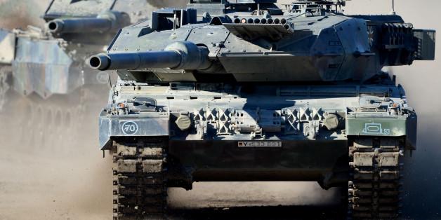 Die Rüstungsindustrie freuts: Staaten werden bald wohl mehr Panzer brauchen
