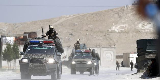 Tote in US-Stützpunkt in Afghanistan: Taliban bekennen sich zu Anschlag