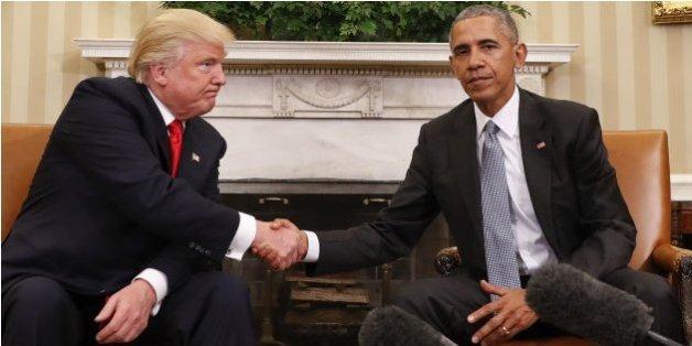 Donald Trump pourrait amender l'Obamacare plutôt que de le supprimer comme il l'avait promis