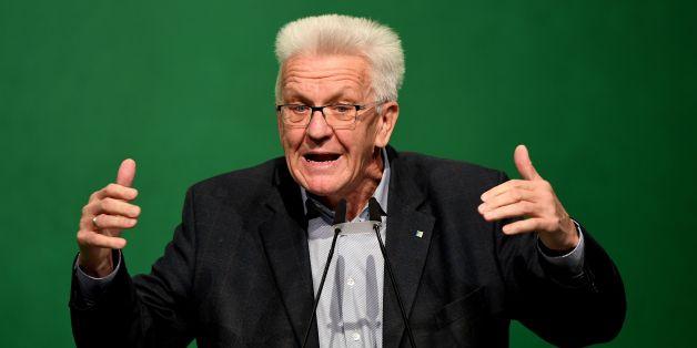 """Kretschmann: """"Wir dürfen es mit der Political Correctness nicht übertreiben"""""""
