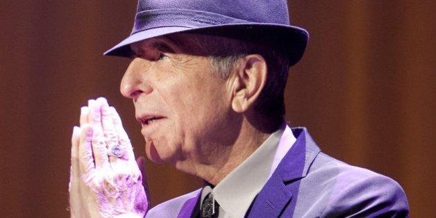 Les trois leçons de vie de Leonard Cohen validées par la science