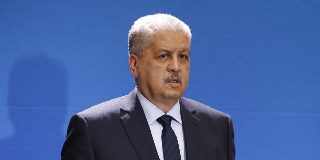 Algeria's Prime Minister Abdelmalek Sellal attends a Franco-Algerian summit at the Hotel Matignon in Paris, December 4, 2014.   REUTERS/Charles Platiau (FRANCE - Tags: POLITICS)