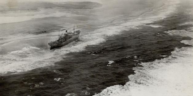 Diese nur zwei Kilometer breite Insel wurde für tausende Seeleute zum Verhängnis