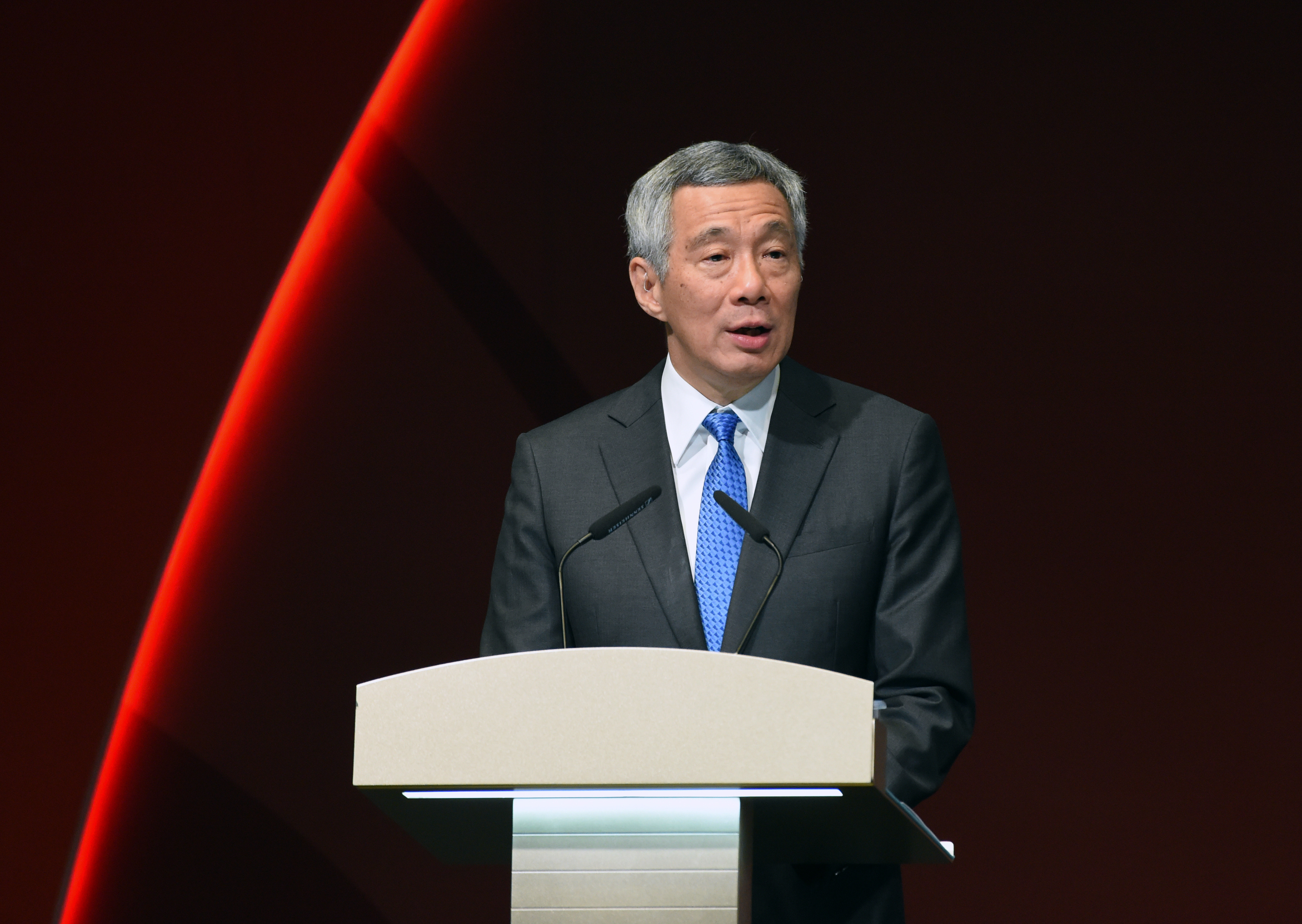 lee hsien loong