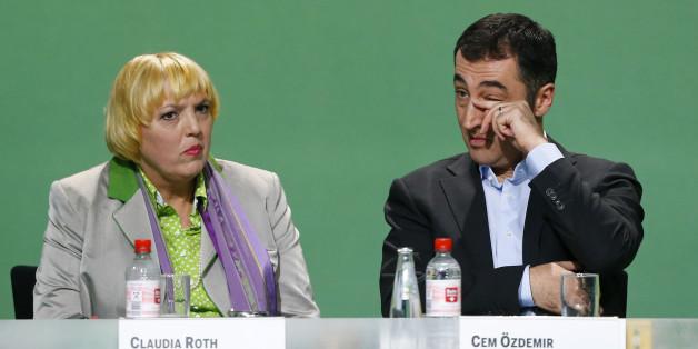 Entschiedener Linksruck: Grüne setzen bei der Bundestagswahl auf Vermögenssteuer