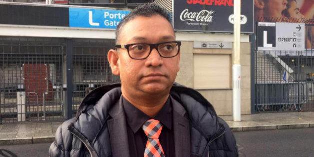 Ein Jahr nach den Anschlägen von Paris: Der muslimische Wachmann, der einen Terroristen stoppte, erinnert sich