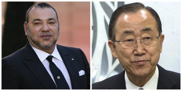 COP22: Mohammed VI et Ban Ki-moon se retrouveront mardi à Marrakech