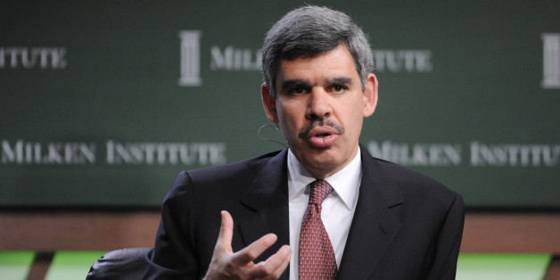El-Erian, der Chefstratege des Finanzkonzerns Allianz